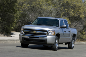 Chevrolet Silverado 2HY Short Box