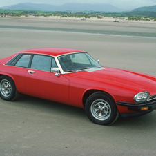 The concept seems close to the old XJS