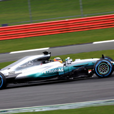 Mercedes-Benz W08 EQ Power+