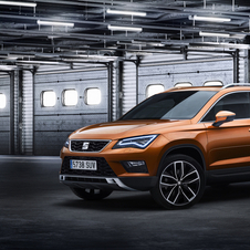 The Seat Ateca comes to the market to take advantage of the great popularity of SUVs in Europe