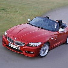 BMW Z4 sDrive35is Sport-Automatic DKG