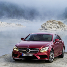 Mercedes-Benz CLS 350 BlueTEC
