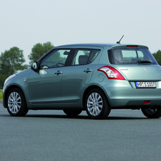 Suzuki Swift 1.3 DDiS Club