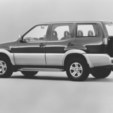 Nissan Mistral Type X