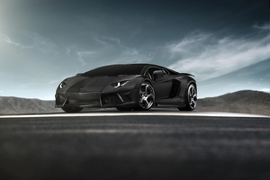 Mansory Carbonado Black Diamond