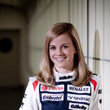 Susie Wolf is Williams F1's New Development Driver