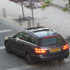 Mercedes-Benz E 220 CDI Station BlueEfficiency