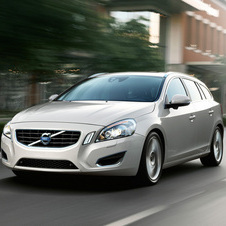 Volvo will have the V60 on sale in the US very, very soon