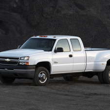 Chevrolet Silverado 3500HD Extended Cab 4WD Work Truck Long Box DRW