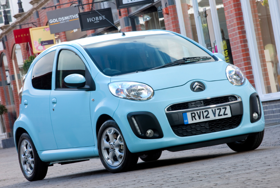 Best Used Small Car  Uk