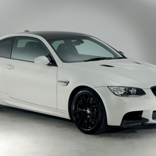 Finally, there is BMW Individual Frozen White.