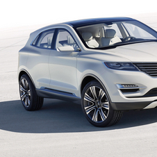 Lincoln MKC is the new bet on the SUV market from the american luxury brand