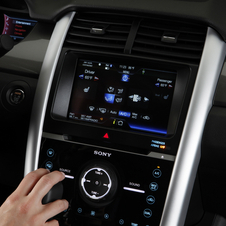 Ford's infotainment system is known as MyFord Touch and SYNC and has been in Ford's vehicles since 2007