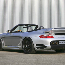 Gemballa Avalanche ROADSTER GTR 600