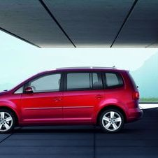 Volkswagen Touran 2.0 TDI 140 PS BlueMotion