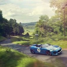Power is the same at the F-Type V8 S