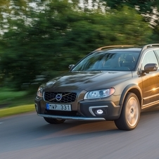 Volvo XC70 T5 Geartronic