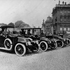 Renault vehicles in Russia, 1912