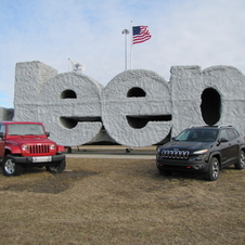 Jeep's have been built at the Toledo factory since the original Willy's Jeep from World War 2