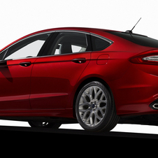 Ford Fusion 2.5 I-4 S