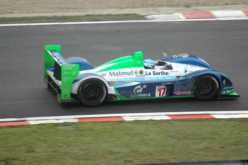Pescarolo Courage C60 Hybrid Judd
