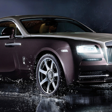 The Phantom will be the next Rolls-Royce to get a new model