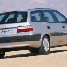 Citroën Xantia 2.0i 16V SX Break