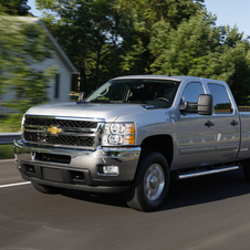 Chevrolet Silverado LTZ Long Box