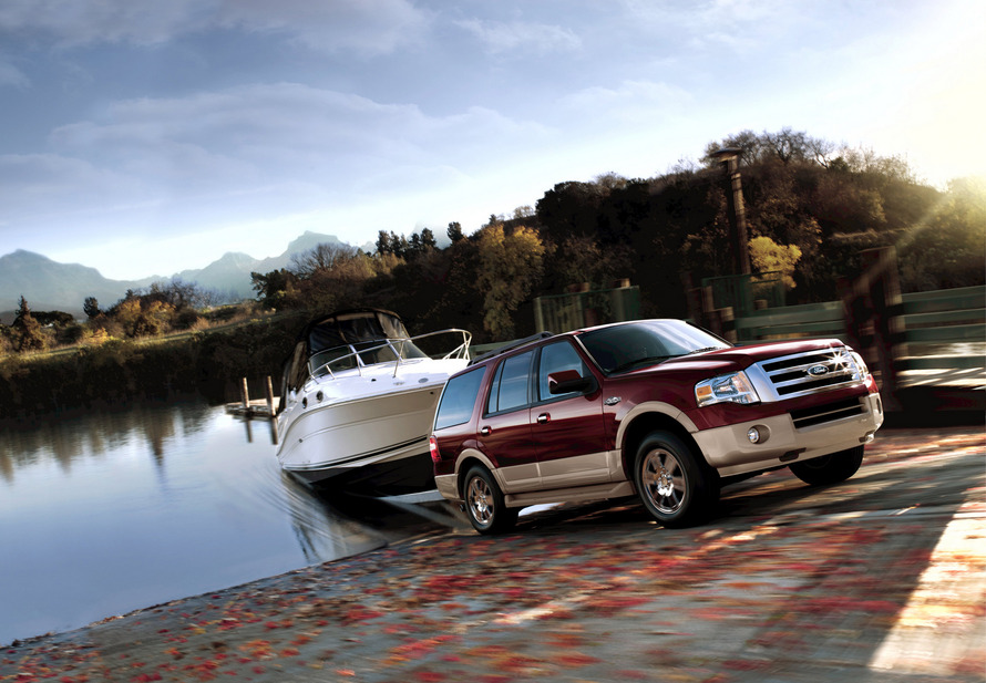 Ford Expedition EL Limited 4X4