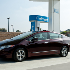 Honda is among the few automakers with a completed FCEV