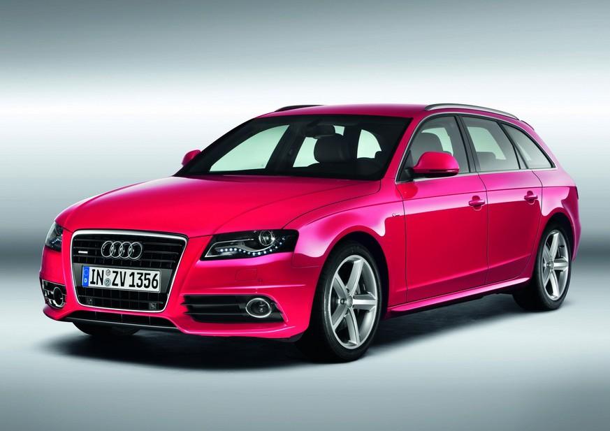 Audi A4 Avant 20 Tdi Se 1 Foto Und 11 Technische Daten De