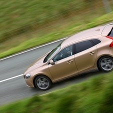 Volvo V40 D2 Start/Stop Kinetic Powershift