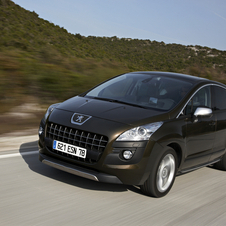 Peugeot 3008 2.0 HDi FAP Exclusive