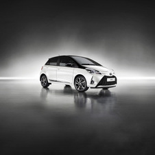 Toyota Yaris 1.4D Exclusive