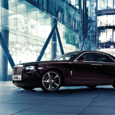 Rolls-Royce is the world's leading automaker of cars that cost over €200,000
