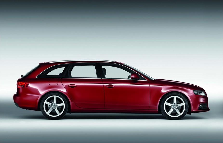 Audi A4 Avant 30 Tdi Quattro Se 1 Foto Und 11 Technische Daten