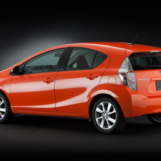 Smaller Prius Will Debut at North American Motor Show