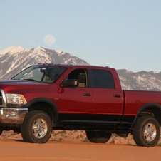 Dodge Ram 2500 Crew Cab 4X4 Power Wagon