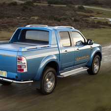 Ford Ford Ranger (UK) Gen.1 [I]