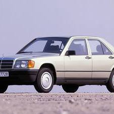 Mercedes-Benz 190 E AT