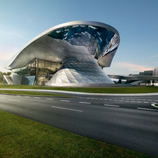 BMW Welt has become the place where BMW delivers cars to enthusiastic buyers