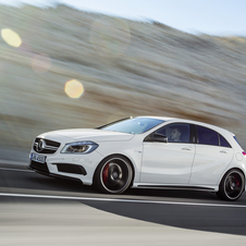All cars will also get 4Matic all-wheel drive