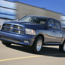 Dodge Ram 1500 Regular Cab 4X2 SPORT SWB
