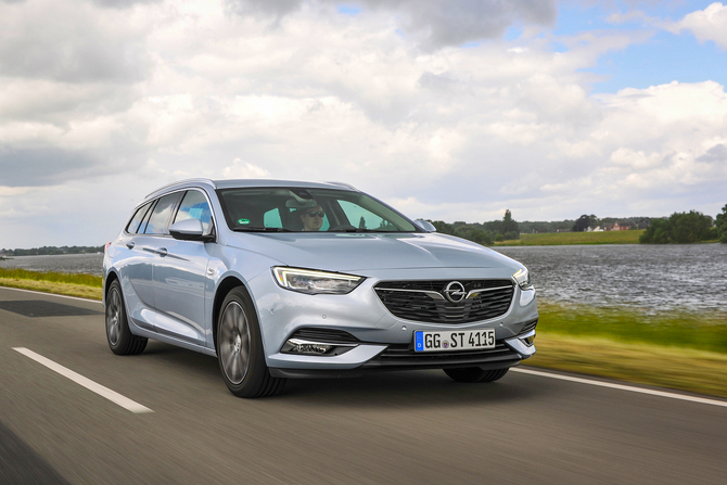 Opel Insignia Sports Tourer 1.6 Turbo D Business Edition