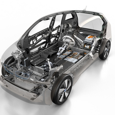 The i3 will be the first mass produced cars made from carbon fiber reinforced plastic