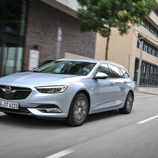 Opel Insignia Sports Tourer 1.6 Turbo D ECOTEC Business Edition