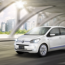 Even the Up platform was not made to be as cheap as VW wants the new cars to be