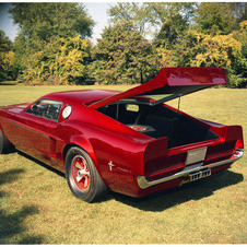 Ford Mustang Mach 1 Concept
