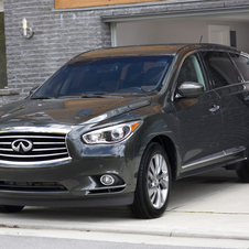 Infiniti Selling JX Crossover for Half Price for Charity