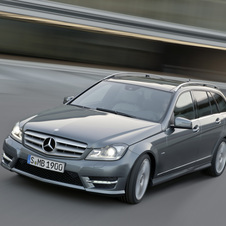 Mercedes-Benz C 180 Kompressor BlueEFFICIENCY Estate